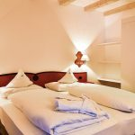 Hydrosoft Family Duo als Raumteiler - Hotel Tirolerhof