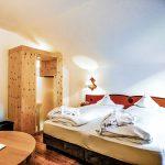 Hydrosoft Classic Zirbe als Raumteiler - Hotel Tirolerhof